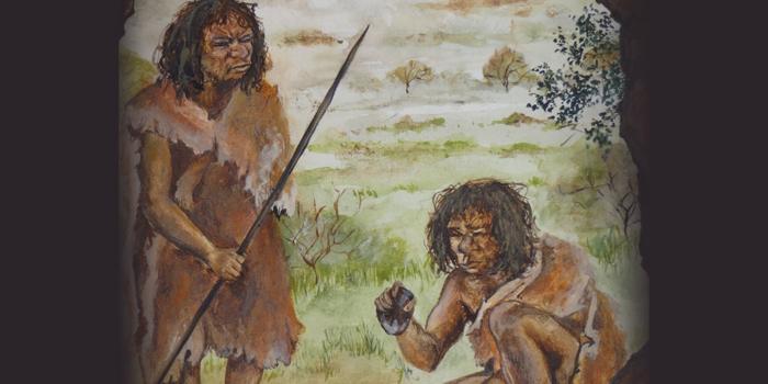 250,000 years ago - Pont Newydd Cave, Cefn Meiriadog