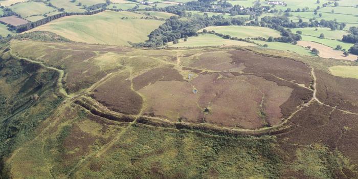 Iron Age - Penycloddiau hillfort