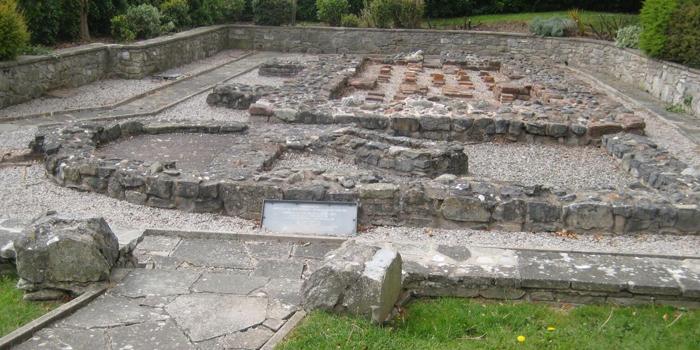 120 to 150 AD - Roman Baths, Prestatyn