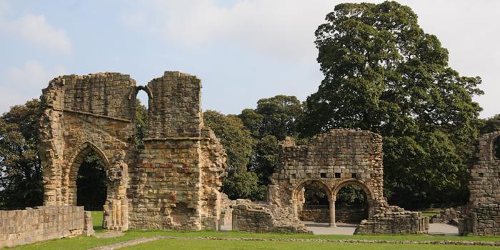 1131 AD - Basingwerk Abbey