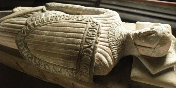 1320 AD - Effigy of Gruffydd ap Llywelyn ab Ynyr of Ial – Welsh soldier