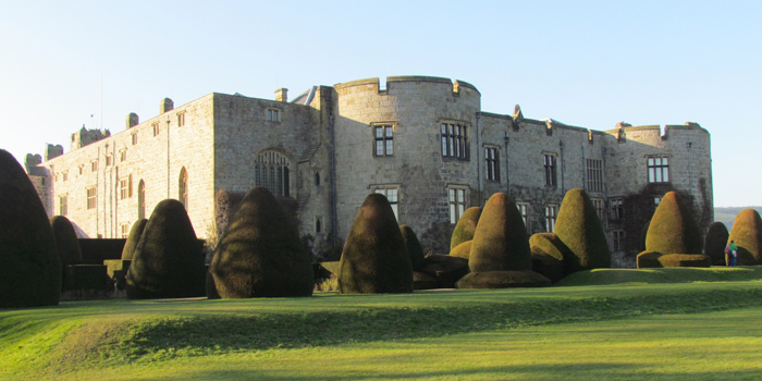 1595 AD – Rise of the landed gentry –Chirk Castle