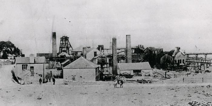 1870s AD - Halkyn Lead Mine